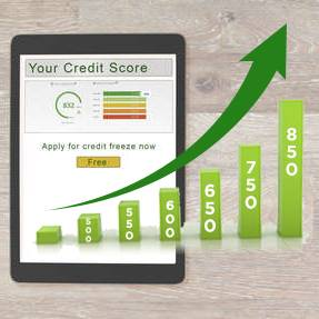 Credit Repair - Boost your Score Today