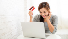 Woman with Bad Credit Getting Card